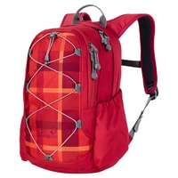 KIDS GRIVLA PACK 12 indian red woven check