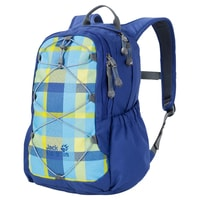 KIDS GRIVLA PACK 12 blue woven check