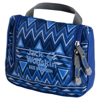 KIDS WASHROOM royal blue navajo