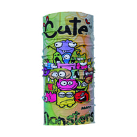 5895 SCARF CUTE MONSTERS