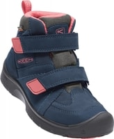 HIKEPORT MID STRAP WP JR dress blues/sugar coral