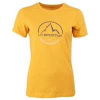 Logo Tee Woman, YELLOW