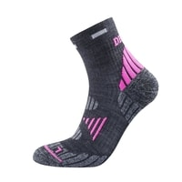 Energy Ankle Woman Sock Dark grey