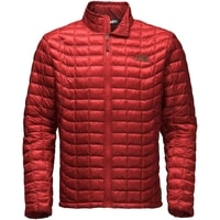 Thermoball Full Zip Jacket, cardinal red