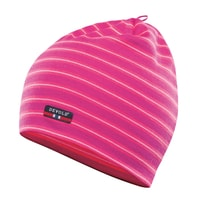 Breeze Cap fuchsia stripes