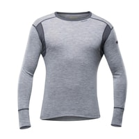 Hiking Man Shirt grey melange