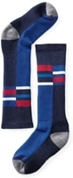 KIDS WINTERSPORT STRIPE, navy