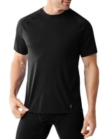 M MERINO 150 BASELAYER SS, black