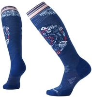 W PHD SKI LIGHT ELITE PATTERN, dark blue