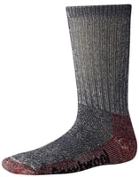 KIDS HIKE LIGHT CREW, gray/red