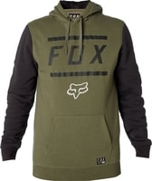 Listless Pullover Fleece, fatigue green