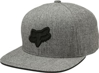 Legacy Snapback Hat, heather gray