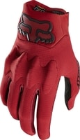 Attack Glove Dark Red