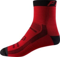 "6"" Sock Bright Red"