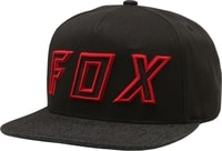 Posessed Snapback Hat Black