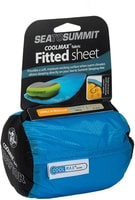 Coolmax fitted sheet Reg