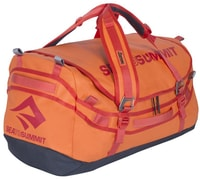 Duffle 90 l orange