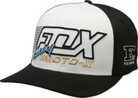Flection flexfit hat Black