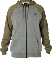 Legacy zip fleece Fatigue Green
