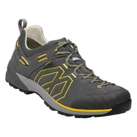 SANTIAGO LOW GTX M, dark grey/yellow