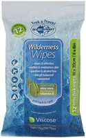 Wilderness Wipes Compact - 12 ks/bal.