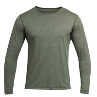 Breeze Man Shirt Lichen Melange