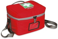 First Aid Family, red