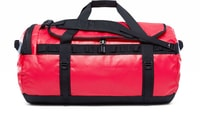 BASE CAMP DUFFEL L RED/BLACK