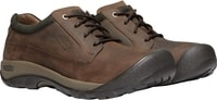 AUSTIN CASUAL WP M CHOCOLATE BROWN/BLACK OLIVE