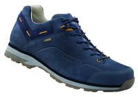 MIGUASHA LOW NUBUCK GTX, navy/ ginger