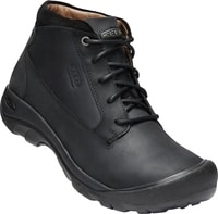 AUSTIN CASUAL BOOT WP M, BLACK/RAVEN