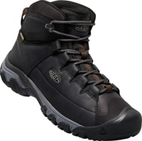 TARGHEE LACE BOOT WP M, BLACK/RAVEN