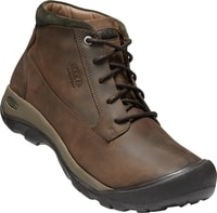 dc2adce57b3 KEEN AUSTIN CASUAL BOOT WP M CHOCOLATE BROWN BLACK OLIVE