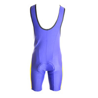 FISHER 2001 BIB SHORTS W.PAD 20010426 - cyklo dres