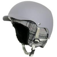 BAKER HH MATTE GREY helma na snowboard