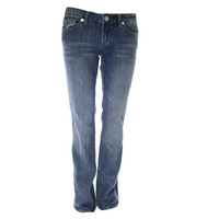 50456-580 GIRLS BRILLIANT 8 MEDIUM STONEWASH JEAN
