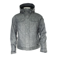 662992 492 CAMELON BOARDJACKET DARK GREY