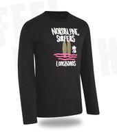 NBSMT1911 CRN - triko pánské dlouhý rukáv triko pánské dlouhý rukáv