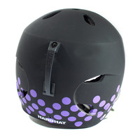 HELMA BRIGHTON HH BLACK POLKA DOT