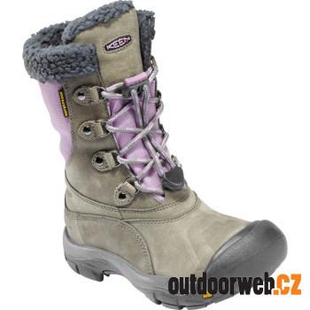 Basin WP K, ngro - dětské sněhule - KEEN - dětské - zimní boty ...
