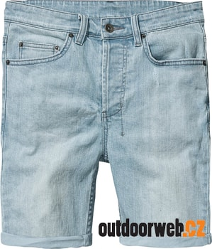 GB01216002 Goodstock Denim GARAGE WASH - kraťasy
