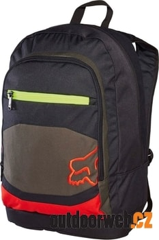 SIERKS KOMBATED backpack 25l black