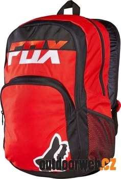 LETS RIDE mako 28l red