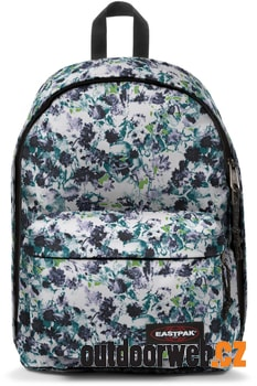 Out Of Office Flowerflow Black 27 l - městský batoh