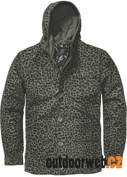Goodstock Thermal Parka, forest camo - pánská bunda